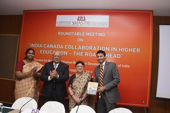 India Canada Collaboration in Higher education – The Road Ahead.