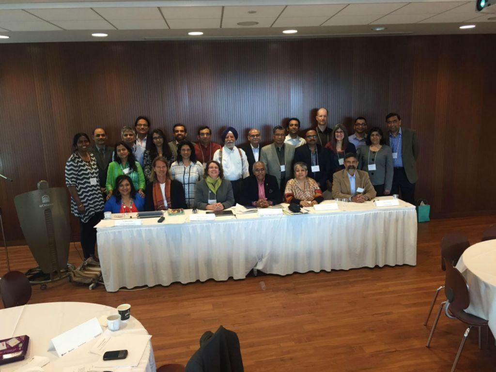 Canadian Members' Council (CMC) Annual Meeting  held on 7th May 2016 at Pavillon Desmarais Hall, U of Ottawa
