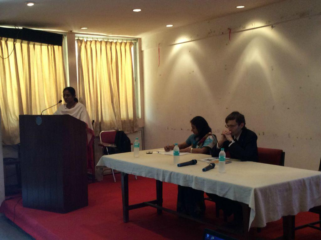 Dissemination Sessions On Quebec International Tuition Fee waiver Programme at Mumbai