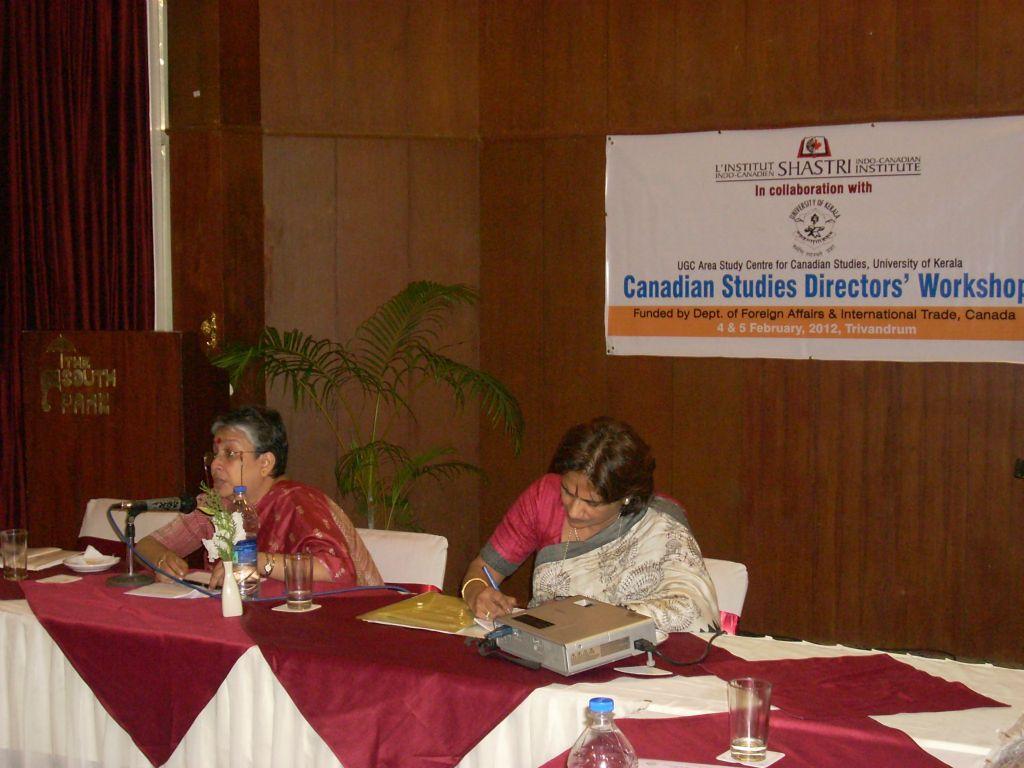 CS Directors' Workshop 2012