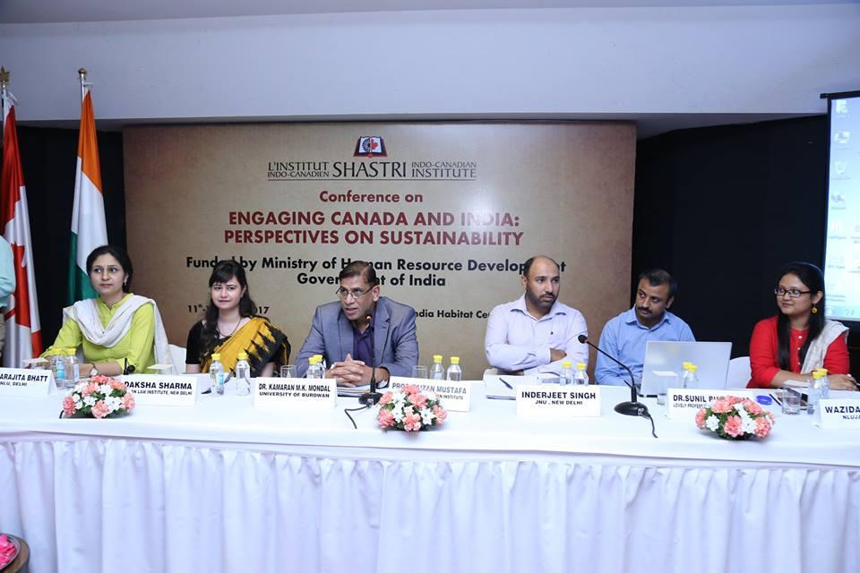 International Conference on Engaging Canada and India