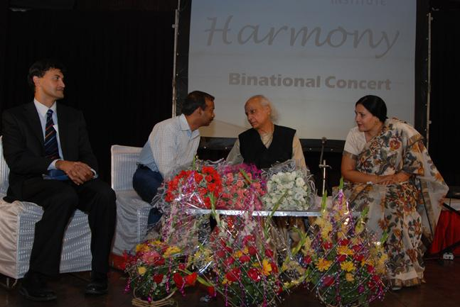 Harmony 1 April 2010