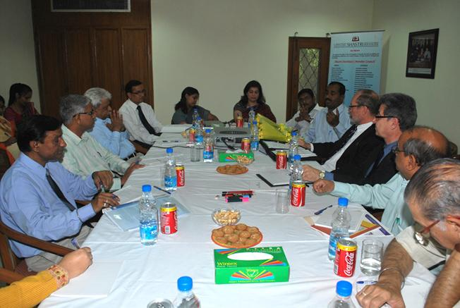 Visit of Saskatchewan Dy. Minister of Education on 9 June 2010