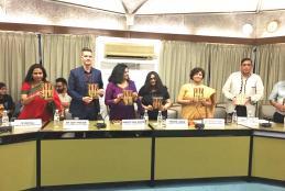 Book Launch event at IIC Delhi
